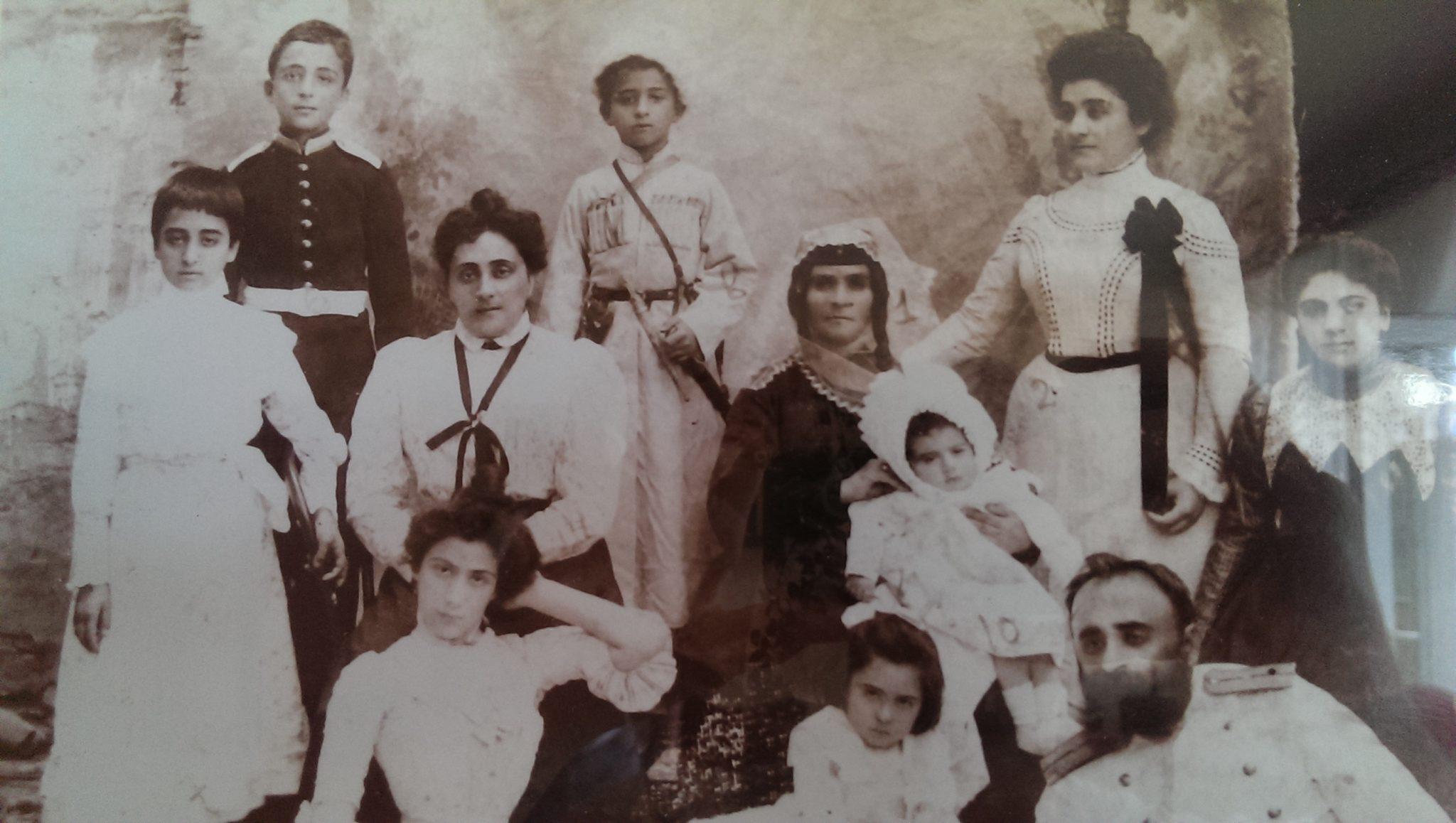 rodzina książąt Tumaniszwili