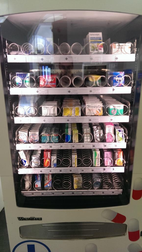 automat z lekami w gruzji