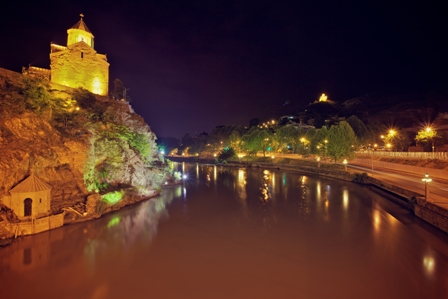 Tbilisi by night_small