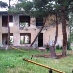 opuszczone domy gruzja