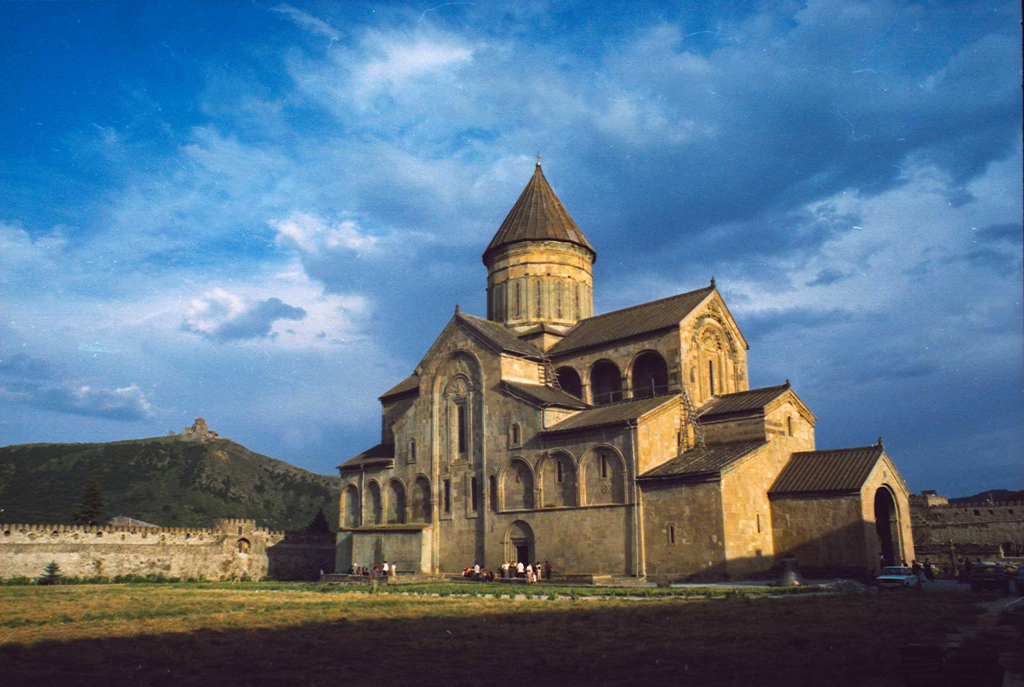 katedra Sveti Cchoveli z XI wieku