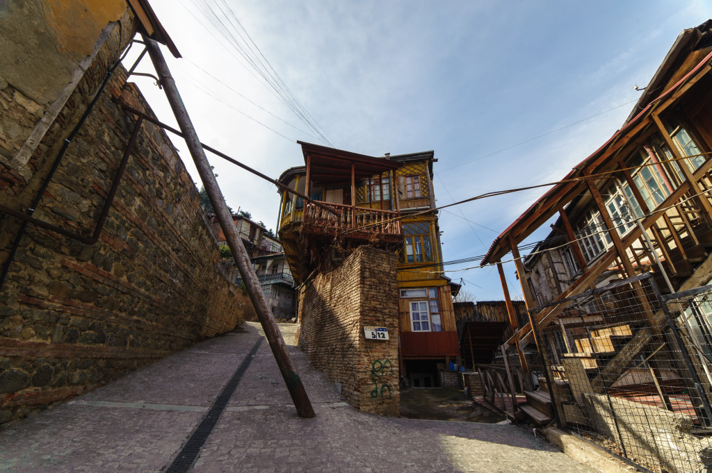 Old Tbilisi, Betlemi Quarter