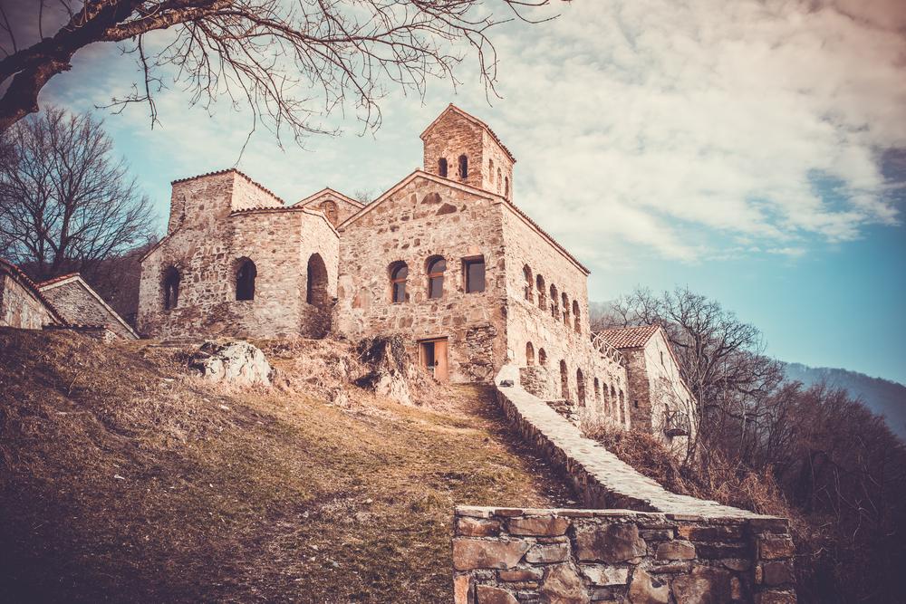 zespół klasztorny Nekresi