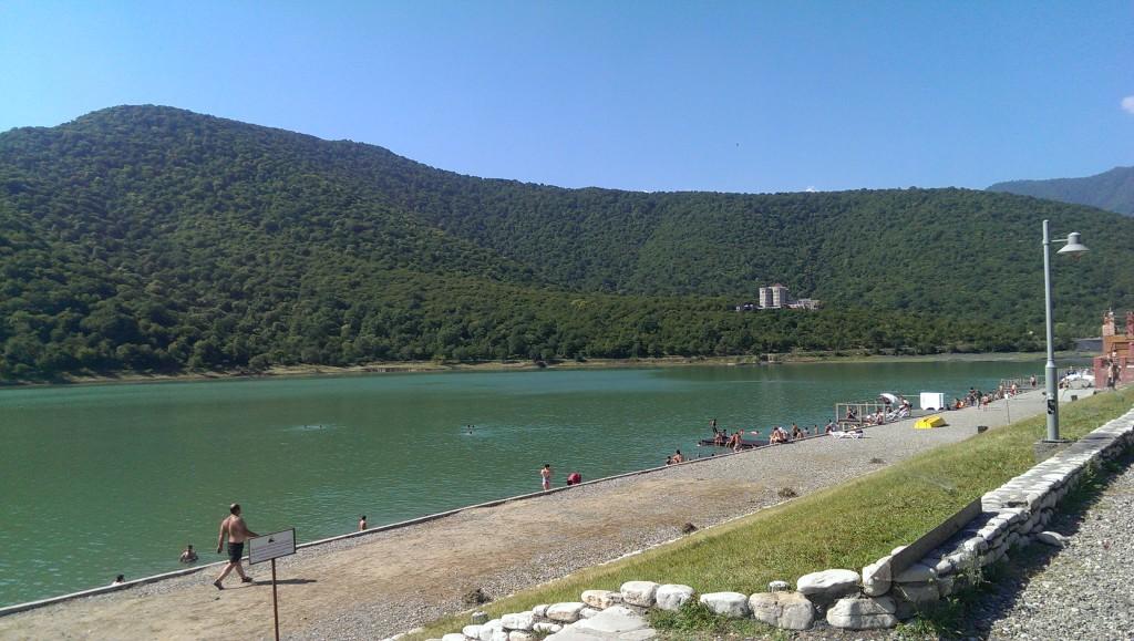jezioro ilia