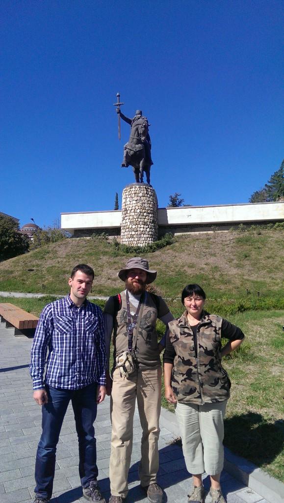 pomnik herakliusza II