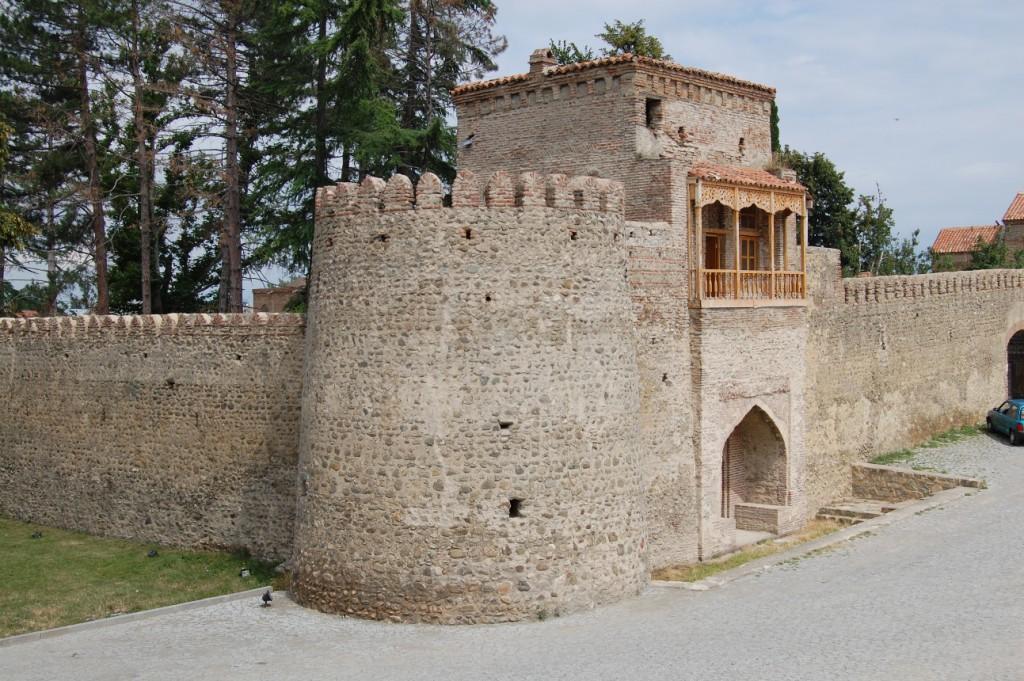 forteca i pałac Herakliusza II