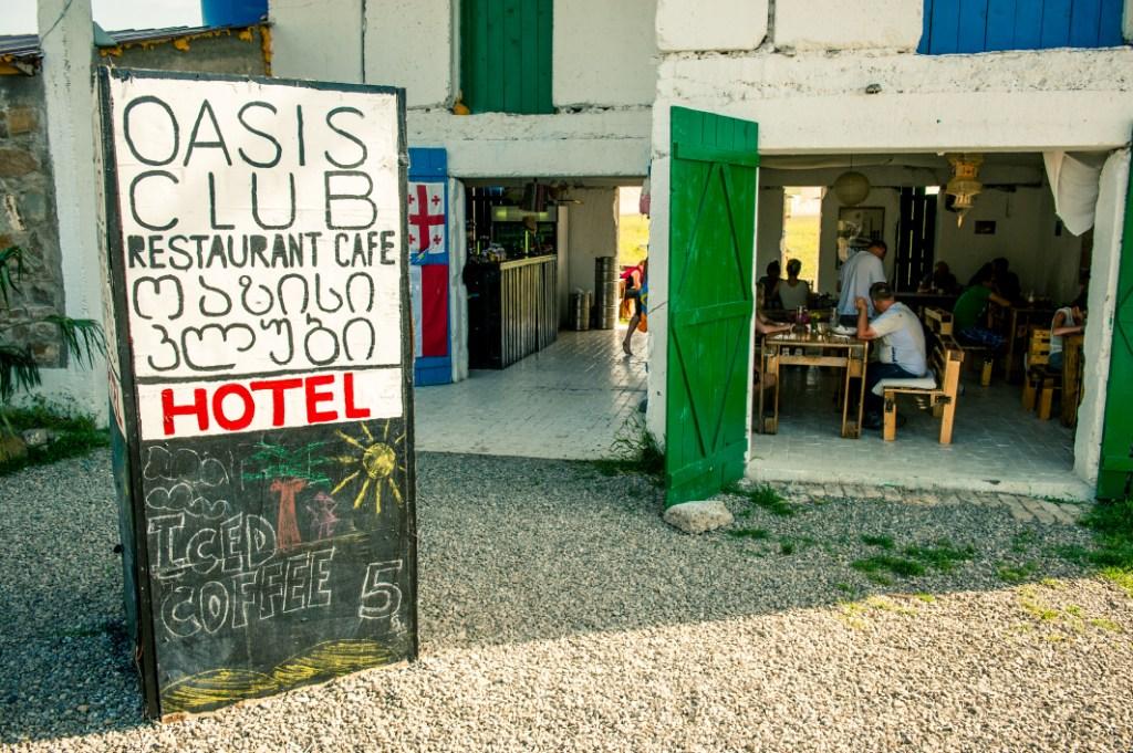 hotel w udabno i klub oasis