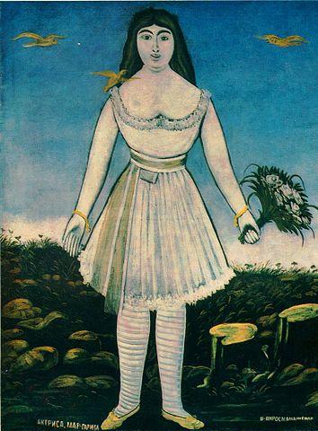 wystawa Niko Pirosmanaszwilego w Galerii Narodowej