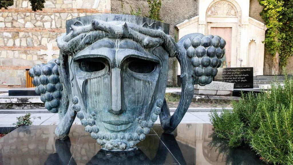 Panteon Pisarzy i Osób Publicznych w Mtatsminda Tbilisi