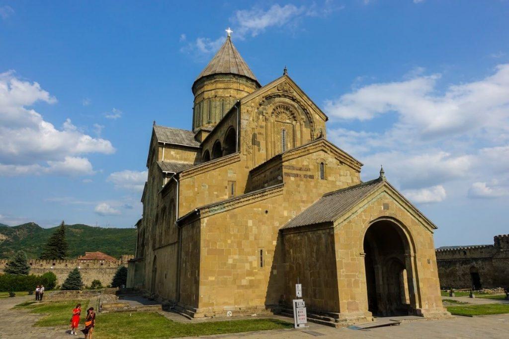 Sweticchoweli katedra Gruzja Mccheta