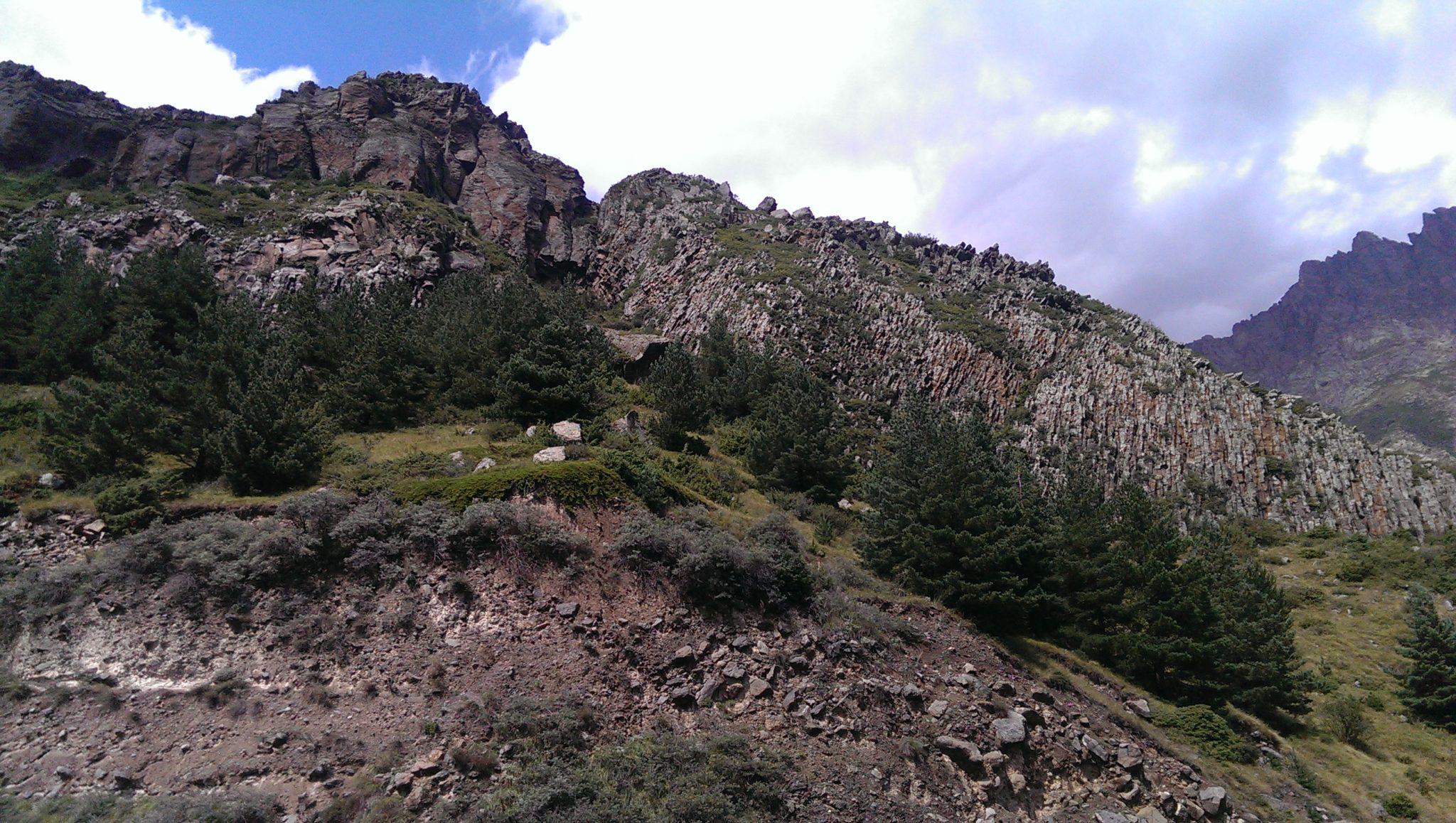 Wąwóz Darialski nazywany Wrotami Kaukazu