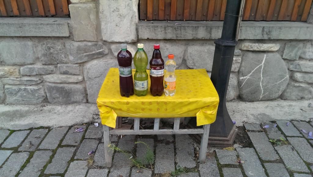 czacza - wódka z winogron