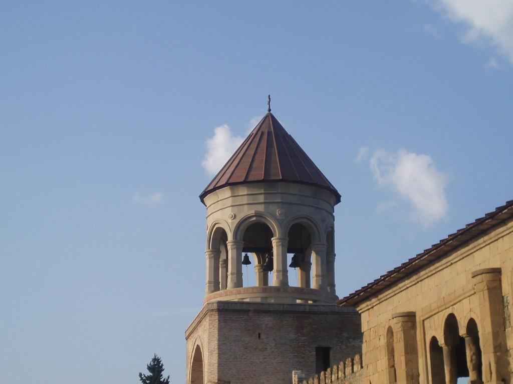 Dzwonnica w Sweti Cchoweli