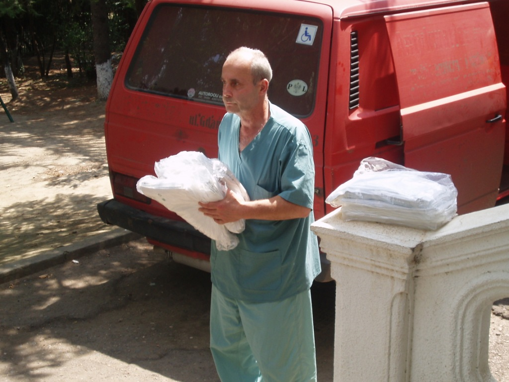 Dr Tengiz Gwasalia.