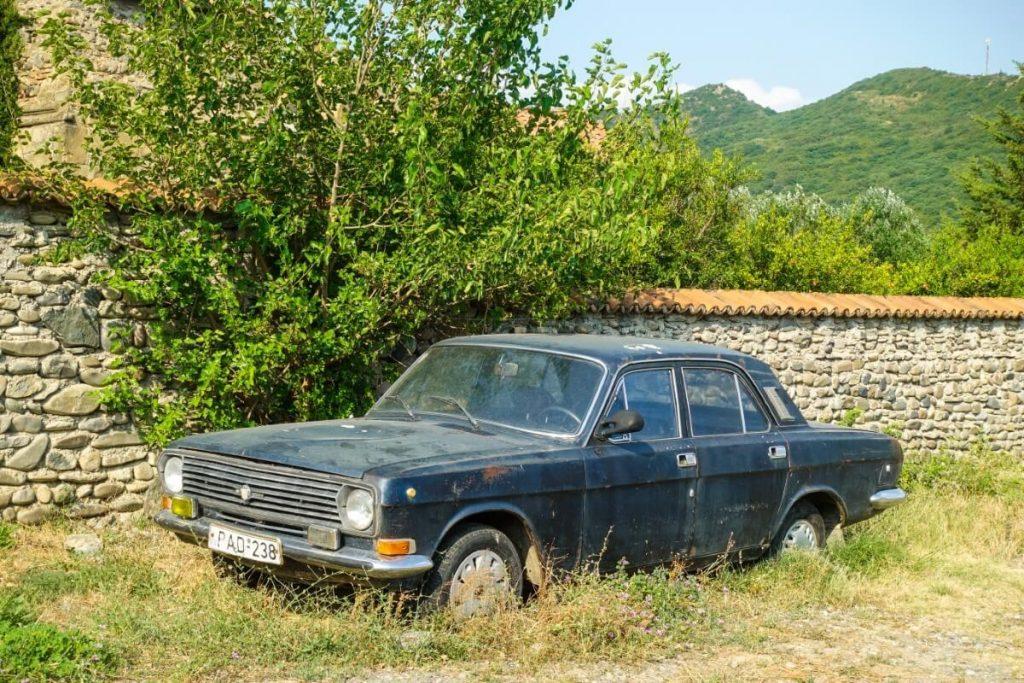 motoryzacja radziecka rosyjski samochod