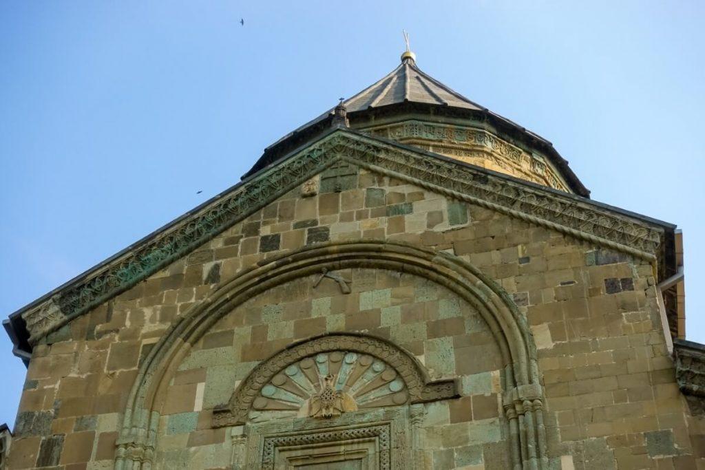 architektura sakralna Gruzja cerkiew katedra Sweticchoweli