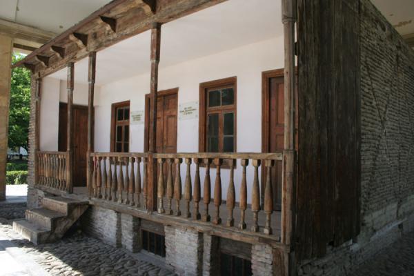Dom-muzeum Józefa Stalina w Gori