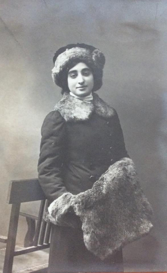 Nino Tumaniszwili, moja prababka