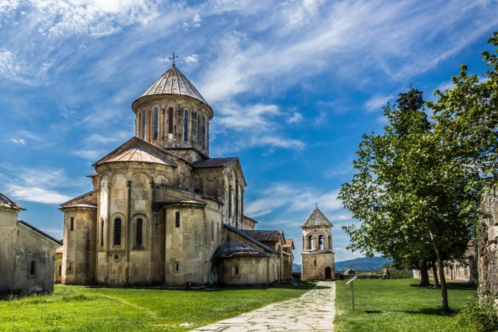 Cerkiew Gelati w Kutaisi Imeretia