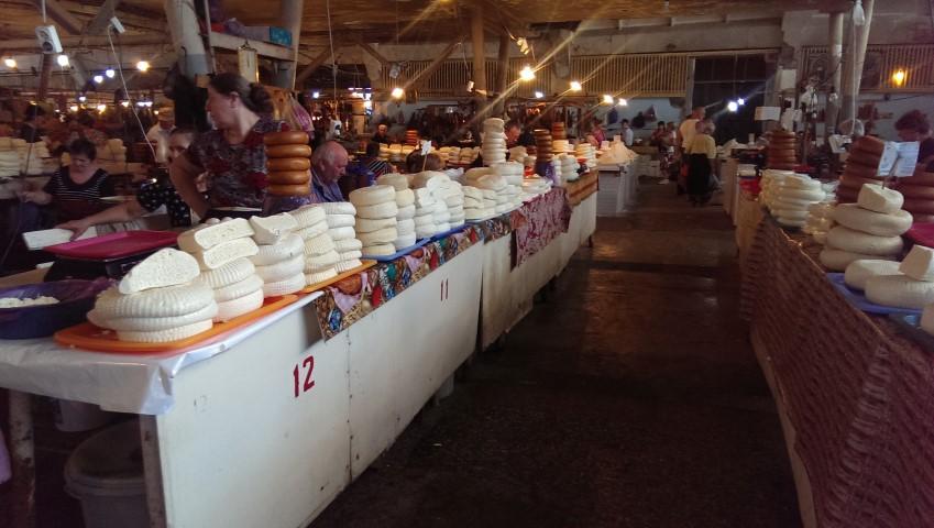 Bazar w Kutaisi