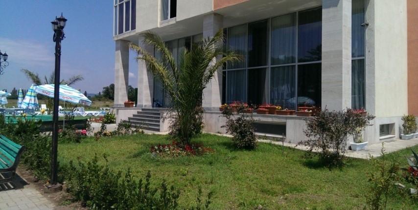 hotel Aeetes w Kobuleti