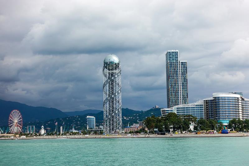 Czy warto przyjechać do Batumi?