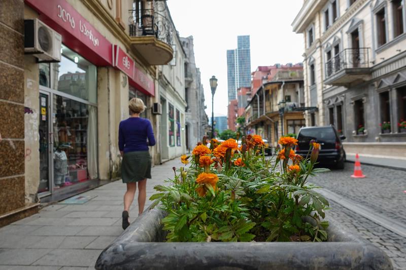 Stare centrum Batumi