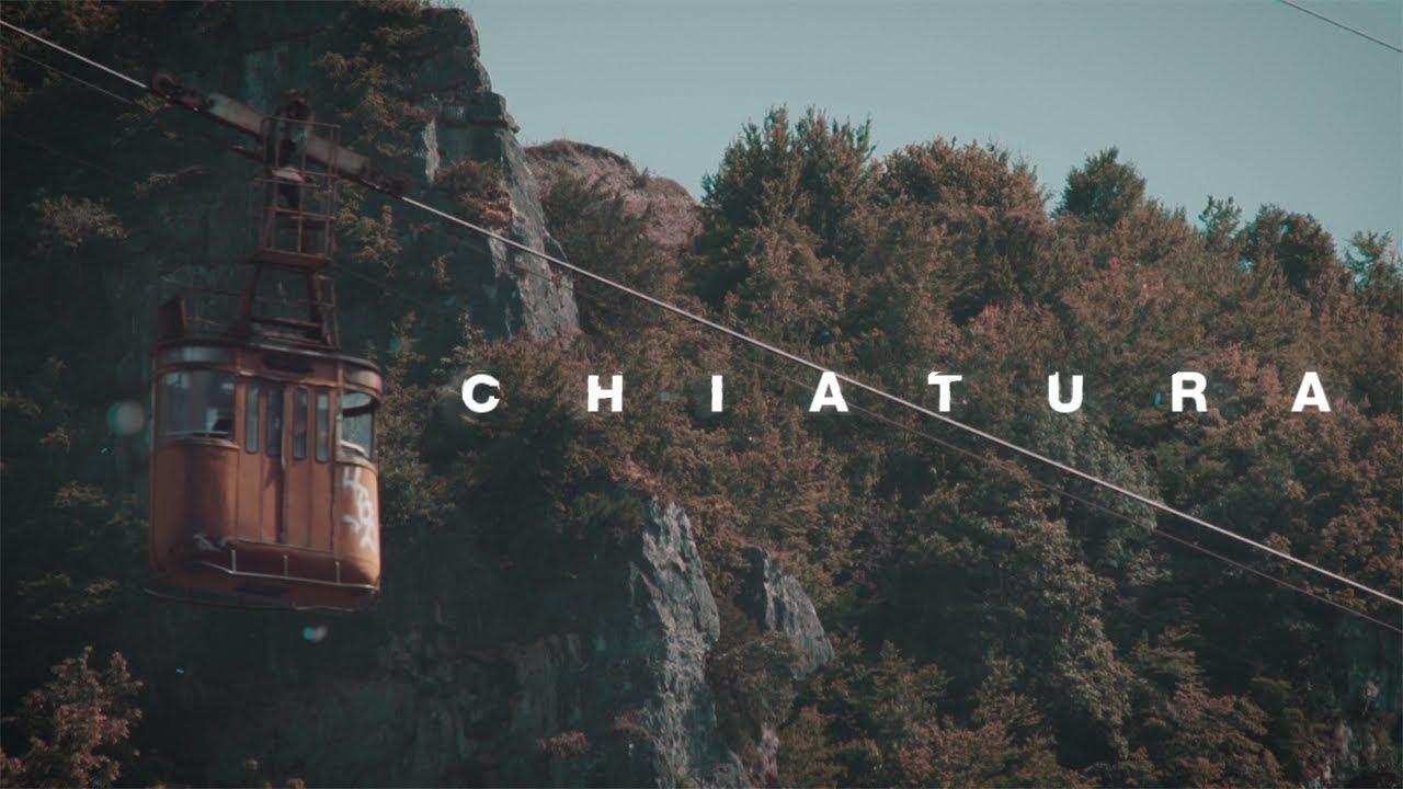 Chiatura - zapomniane kolejki linowe