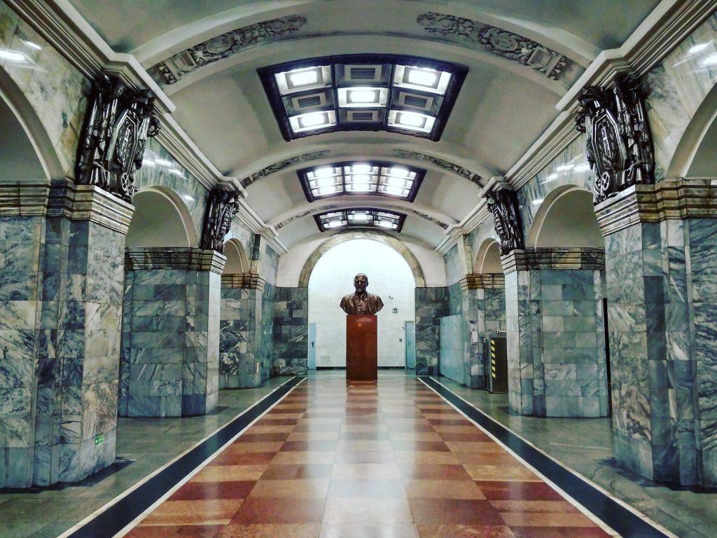 stacja metra Admiralteyskaya