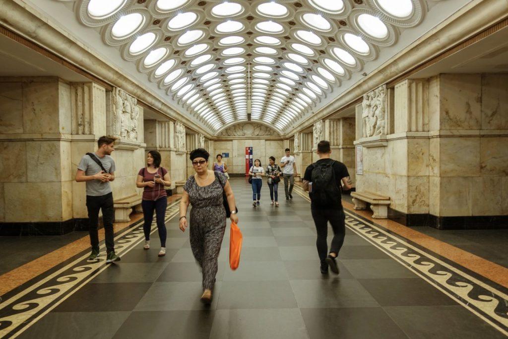 Stacja metra Elektrozavodskaya