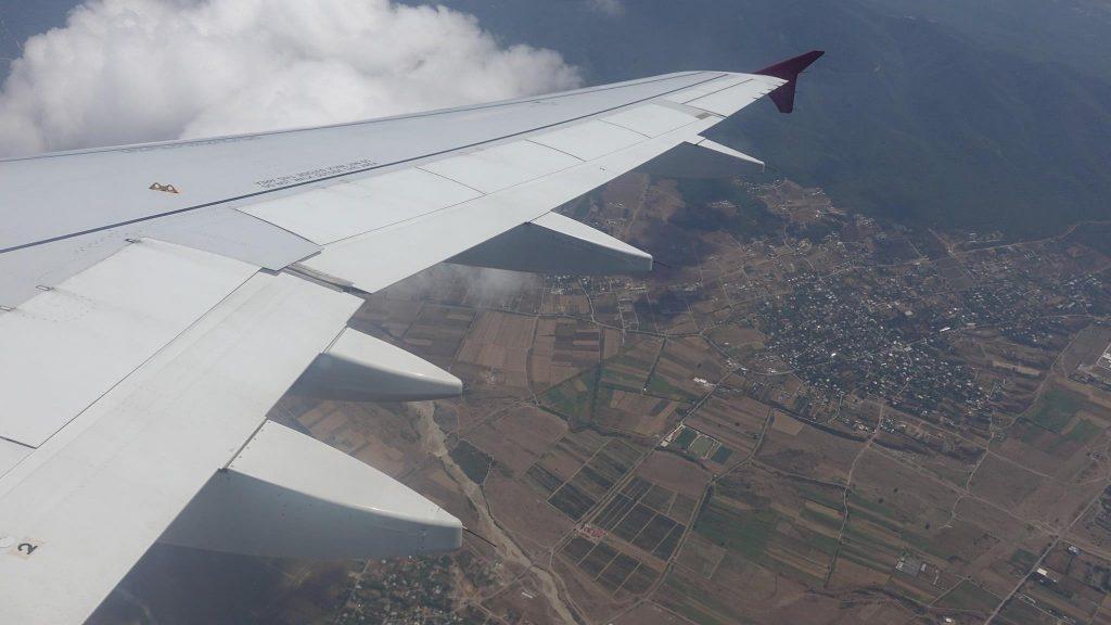 Lot do Azerbejdżanu