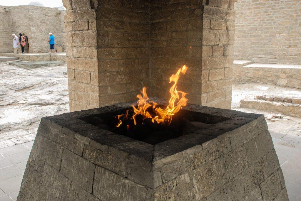 Azerbejdżan kraina ognia