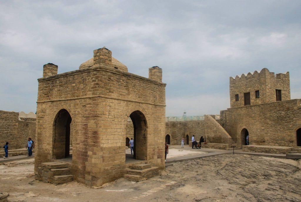 Kraina ognia Azerbejdżan