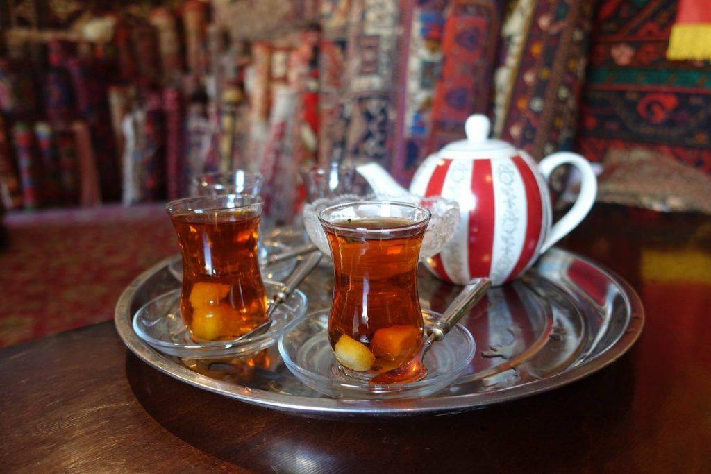 Herbata w Azerbejdżanie