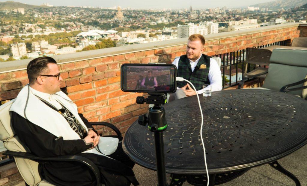 Wywiad z PolakoGruzinem 2