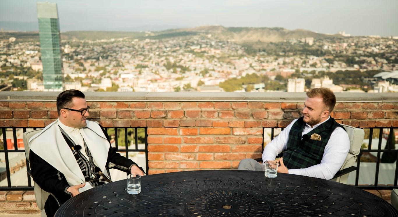 Wywiad z PolakoGruzinem