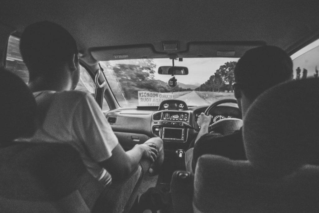W drodze do Napareuli