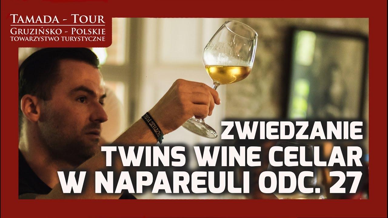 Twins Wine Cellar w Napareuli – najciekawsze muzeum wina w Gruzji