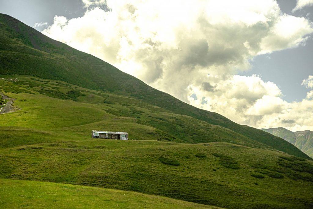 Spektakularna Tuszetia - przygoda na Wielkim Kaukazie