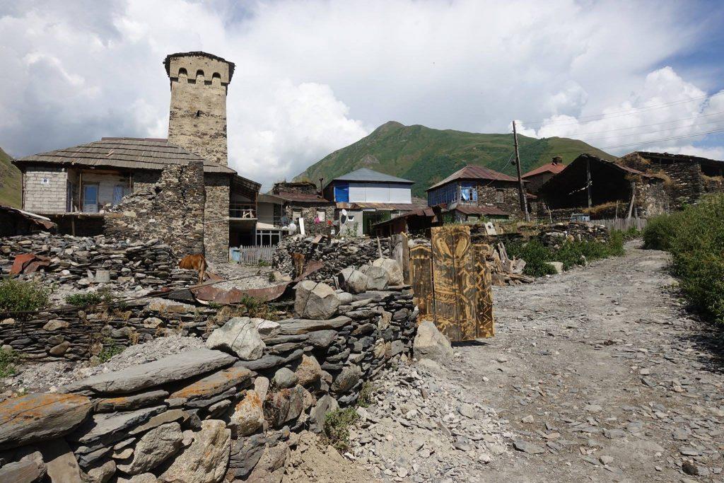 Uszguli – tajemnice gruzińskich osad na dachu Europy