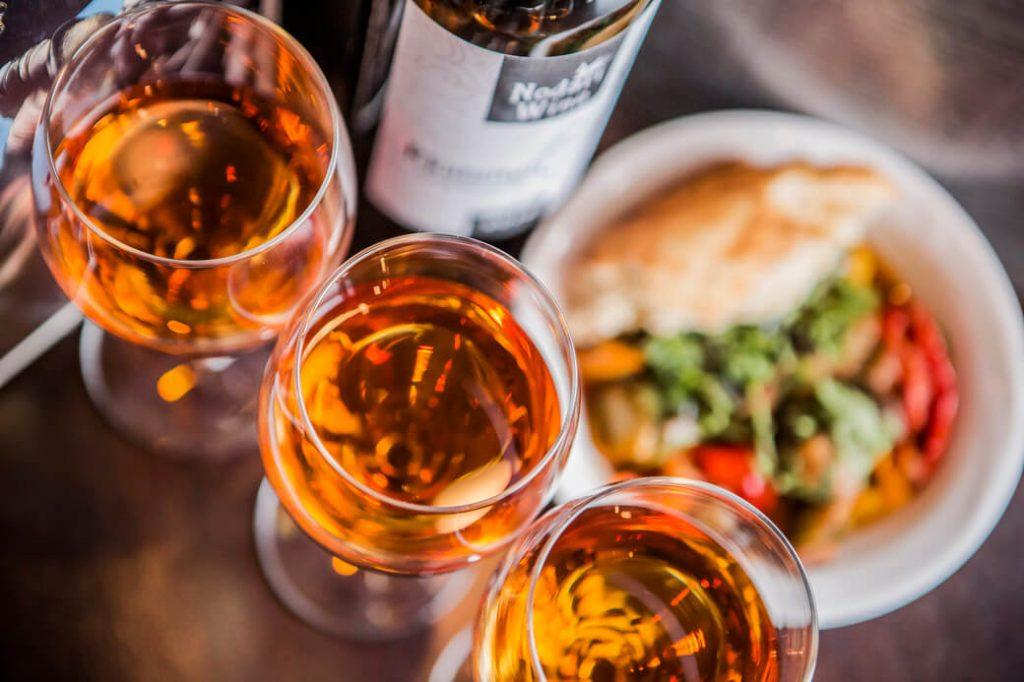 gruzja wino nodari wine rkatsiteli orange wine