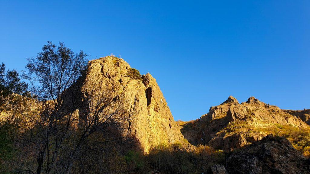 Armenia Mars z Asfaltem