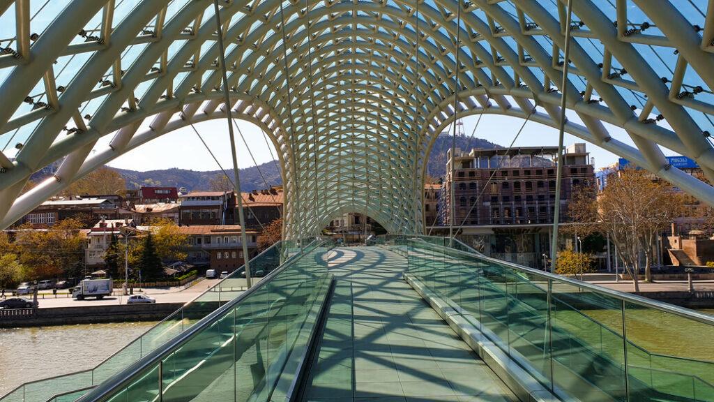 Tbilisi Gruzja 2020