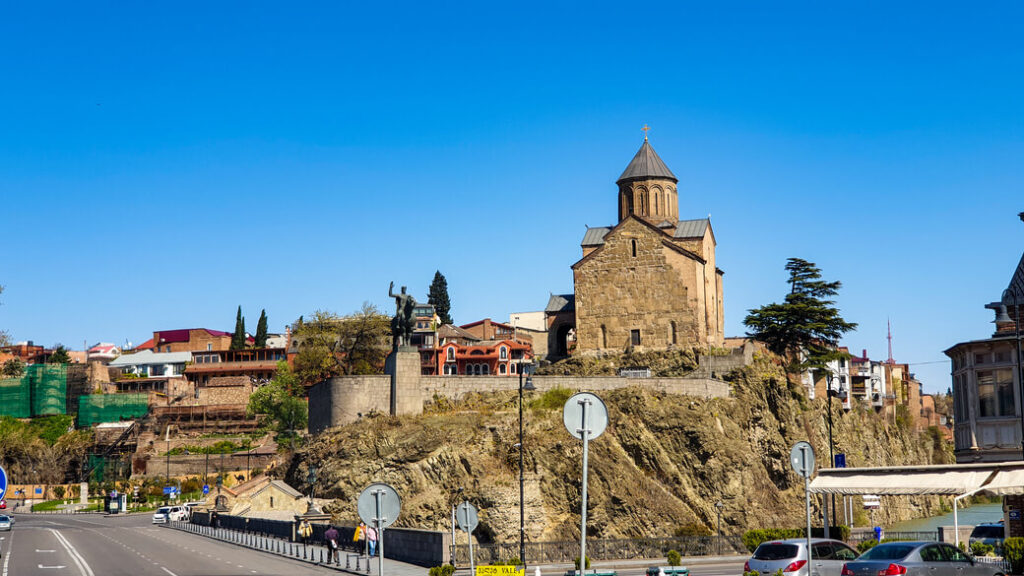 Tbilisi cerkiew Gruzja