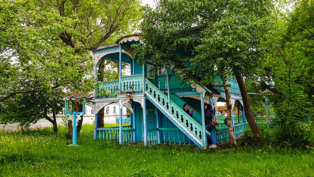 gorelovka duchoborcy gruzja dom spotkań