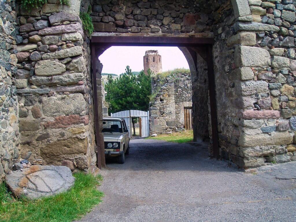 brama wjazdowa rabati achalciche 2007 rok
