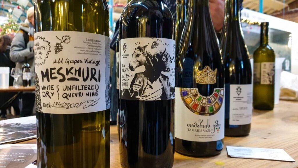 giorgi natenadze gruzja wino raw wine berlin