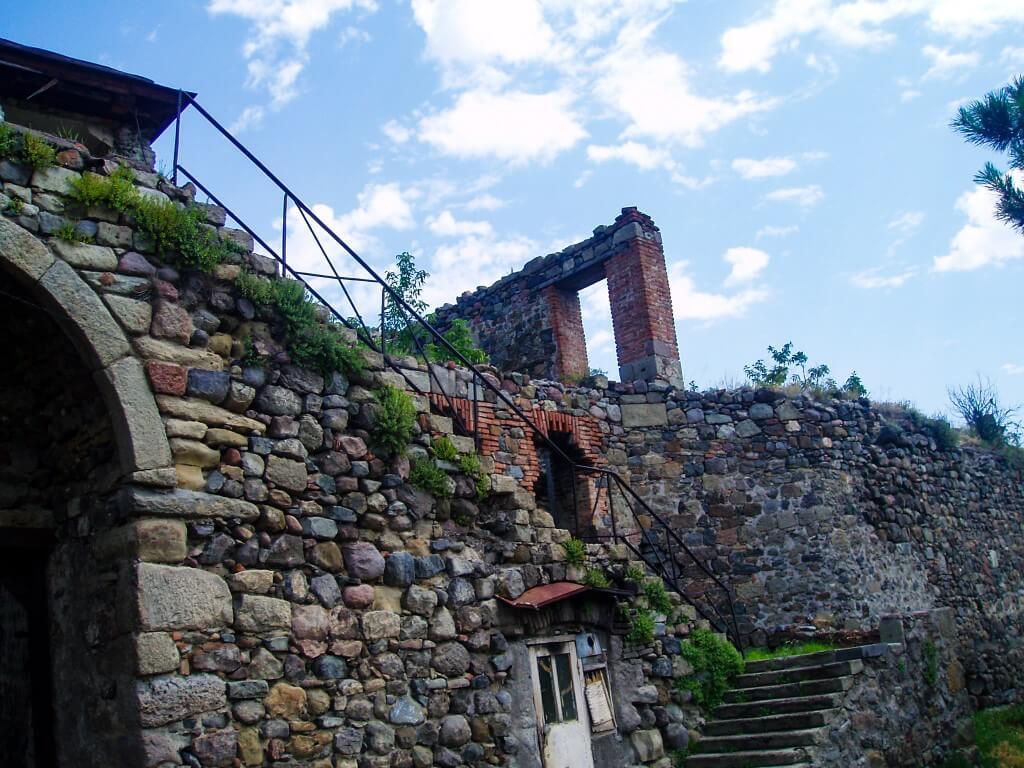 ruiny rabati achalciche 2007 rok