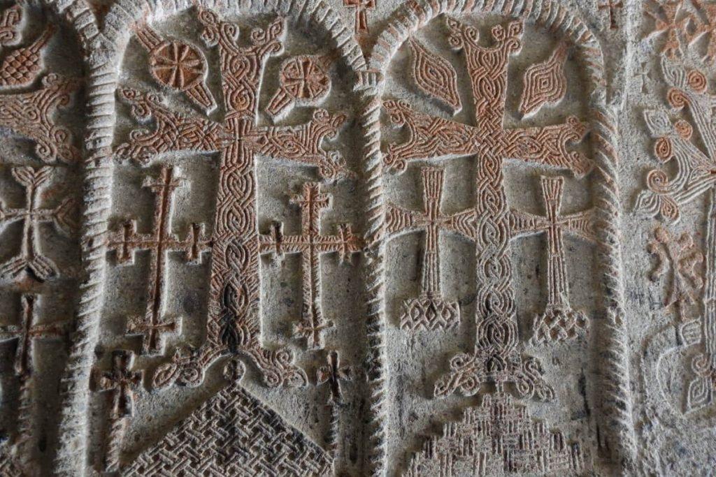 Armenia chaczkar religia krzyz prawoslawie