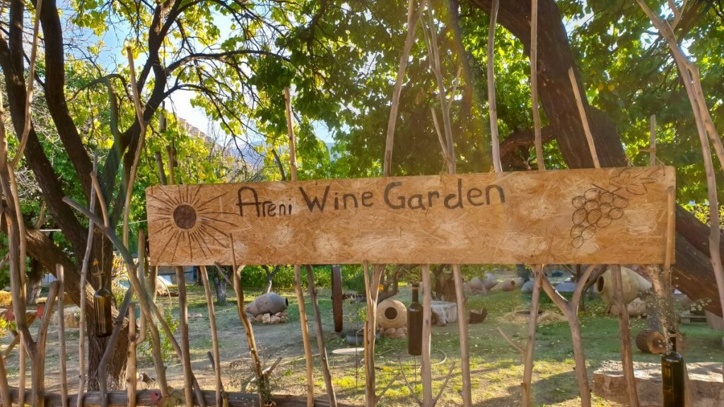 areni winiarnia armenia